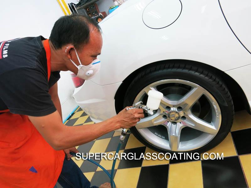 hot sale online fd9ab f2d73 TONY WRAP CAR ฟิล์มเปลี่ยนสีรถ Wrapรถ Car Wrap ราคาพิเศษ   เคลือบ ...
